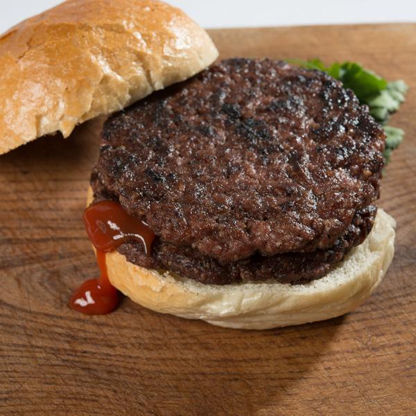 British Handmade Beef Burgers