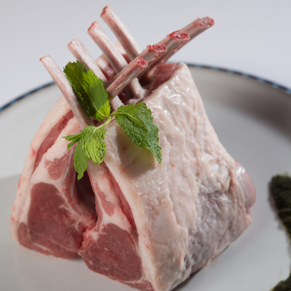 British Rack OF Lamb